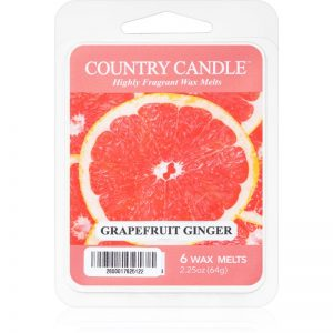 Country Candle Grapefruit Ginger wosk zapachowy 64 g
