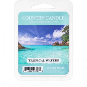 Country Candle Tropical Waters wosk zapachowy 64 g
