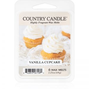 Country Candle Vanilla Cupcake wosk zapachowy 64 g