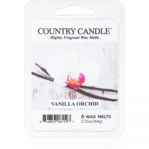 Country Candle Vanilla Orchid wosk zapachowy 64 g