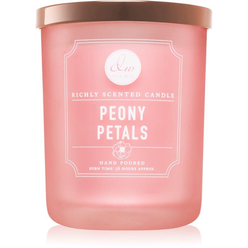 DW Home Peony Petals świeczka zapachowa 425,53 g