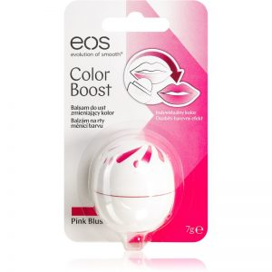 EOS Color Boost Pink Blush balsam do ust 7 g