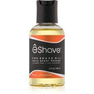 eShave Orange Sandalwood olej przed goleniem 59 ml