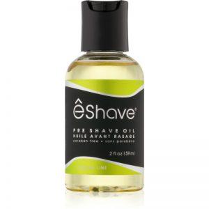 eShave Verbena Lime olej przed goleniem 59 ml