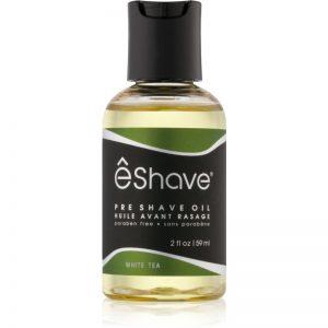 eShave White Tea olej przed goleniem 59 ml