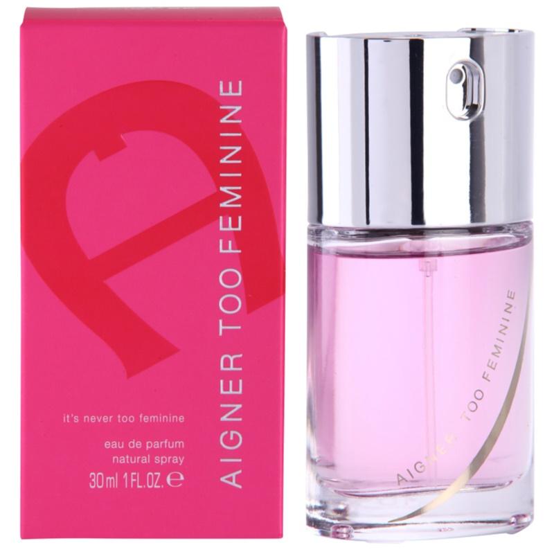Etienne Aigner Too Feminine woda perfumowana dla kobiet 30 ml