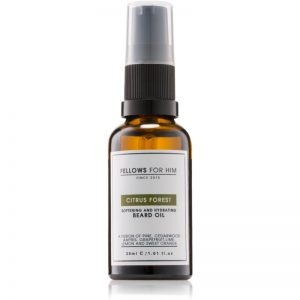 Fellows for Him Citrus Forest olejek do brody natural 30 ml