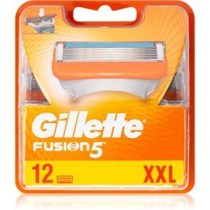 Gillette Fusion5 zapasowe ostrza 12 szt.