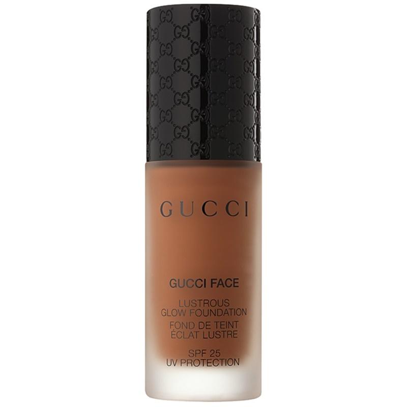Gucci Face Lustrous Glow Foundation make-up rozświetlający skórę SPF 25 odcień 180 30 ml