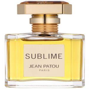 Jean Patou Sublime woda toaletowa dla kobiet 50 ml