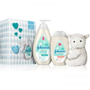 Johnson's Baby Cottontouch zestaw upominkowy I.