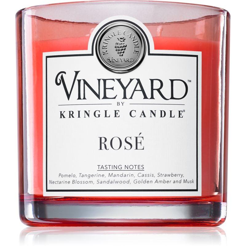 Kringle Candle Vineyard Rosé świeczka zapachowa 737 g