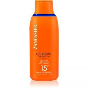 Lancaster Sun Beauty mleczko do opalania SPF 15 175 ml