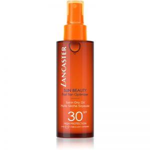 Lancaster Sun Beauty suchy olejek do opalania w sprayu SPF 30 150 ml