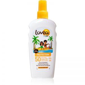 Lovea Kids Protection mleczko ochronne dla dzieci do opalania SPF 50 200 ml
