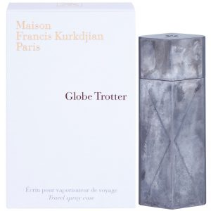 Maison Francis Kurkdjian Globe Trotter metalowe etui unisex Zinc Edition 11 ml