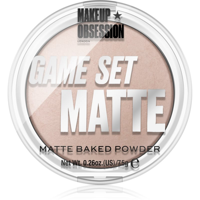 Makeup Obsession Game Set Matte odcień Cabo 7,5 g