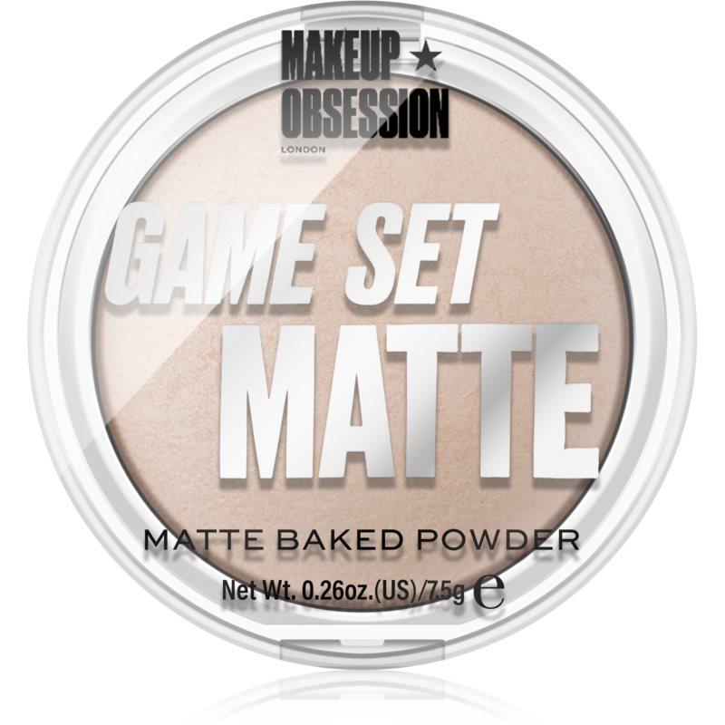 Makeup Obsession Game Set Matte odcień Formentera 7,5 g