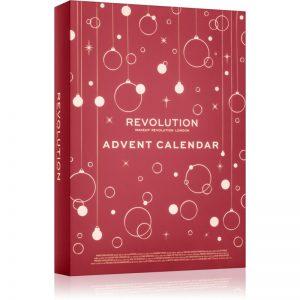 Makeup Revolution Advent Calendar 2019 kalendarz adwentowy