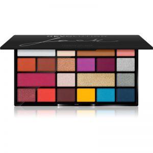 Makeup Revolution X Jack paleta cieni do powiek 26 g
