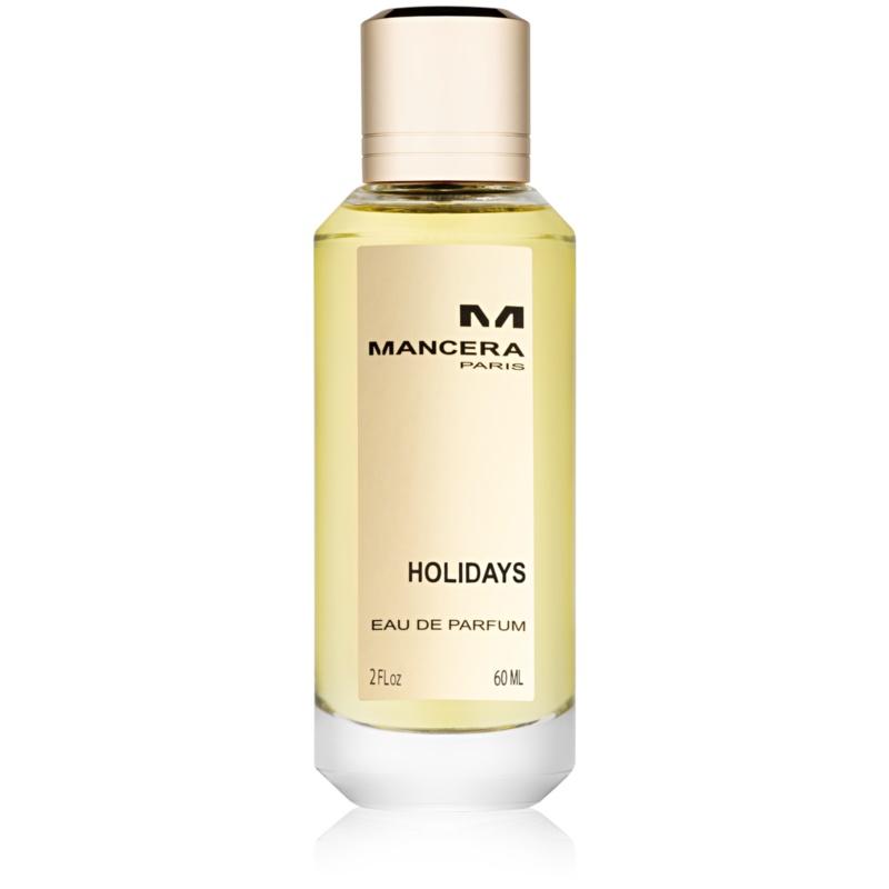 Mancera Holidays woda perfumowana unisex 60 ml
