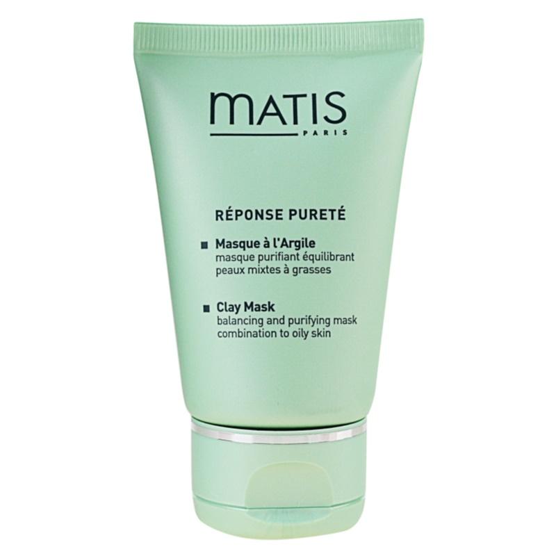 MATIS Paris Réponse Pureté maseczka oczyszczająca do skóry tłustej 50 ml
