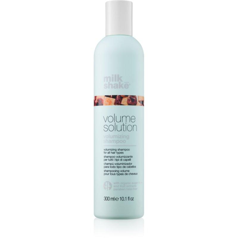 Milk Shake Volume Solution szampon dodajacy objętości do wszystkich rodzajów włosów 300 ml