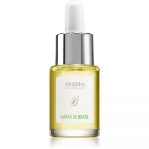 Mr & Mrs Fragrance Blanc Papaya do Brasil olejek zapachowy 15 ml