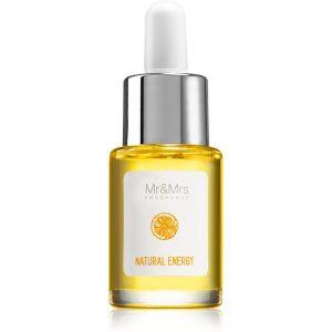 Mr & Mrs Fragrance Il Giardino Dell'Anima Natural Energy olejek zapachowy 15 ml