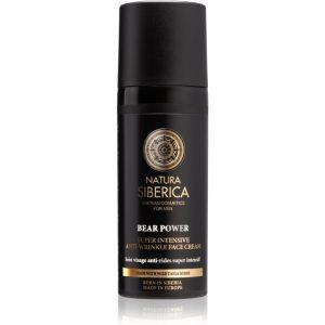 Natura Siberica For Men Only krem przeciwzmarszczkowy (intense) 50 ml