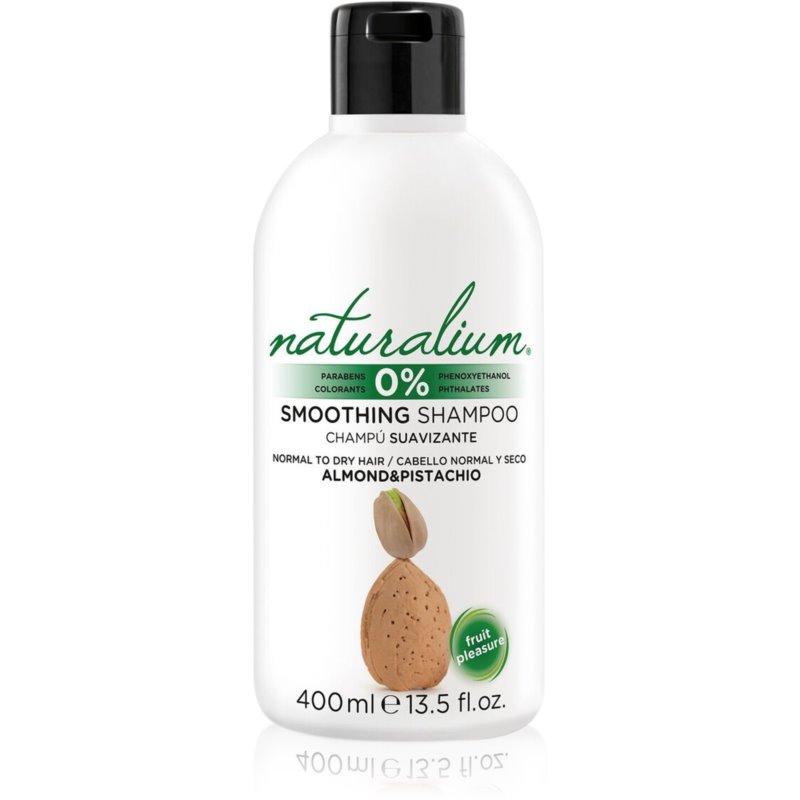 Naturalium Nuts Almond and Pistachio szampon nawilżający 400 ml