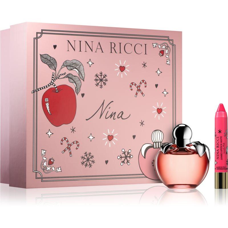 Nina Ricci Nina zestaw upominkowy XI. dla kobiet