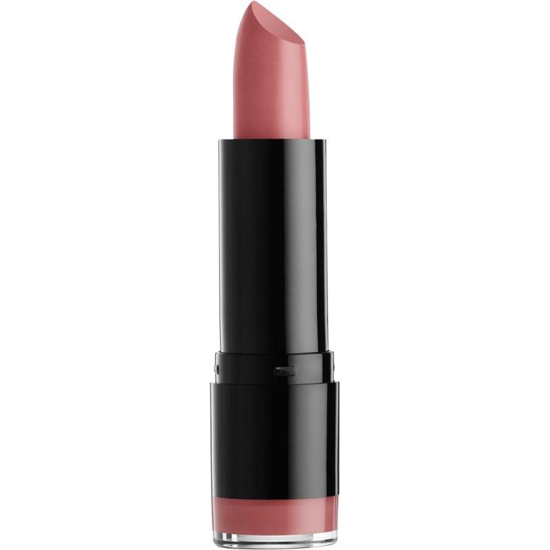 NYX Professional Makeup Extra Creamy Round Lipstick kremowa szminka do ust odcień Minimalism 4 g
