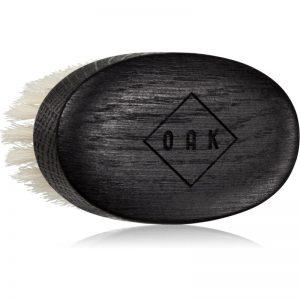 OAK Natural Beard Care szczotka do brody soft