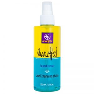 Oranjito Level 2 Shake dwufazowy spray do opalania w solarium 200 ml