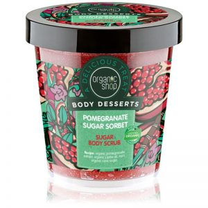 Organic Shop Body Desserts Pomegranate 450 ml