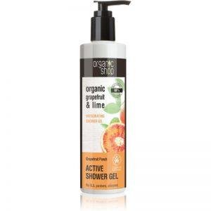 Organic Shop Organic Grapefruit & Lime 280 ml