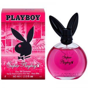 Playboy Super Playboy for Her woda toaletowa dla kobiet 60 ml