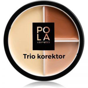 Pola Cosmetics Trio Master kremowy korektor 20 g