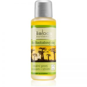 Saloos Oils Bio Cold Pressed Oils olej z baobabu 50 ml