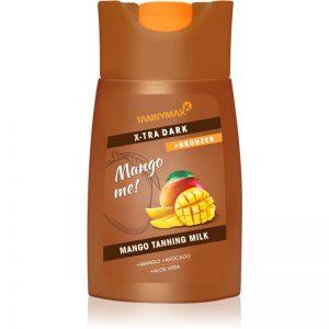 Tannymaxx Mango me X-tra Dark kremu do opalania na solarium z bronzerem 200 ml