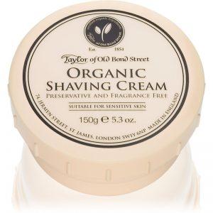 Taylor of Old Bond Street Organic krem do golenia 150 g
