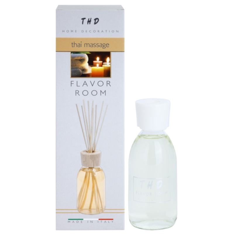 THD Diffusore THD Thai Massage dyfuzor zapachowy z napełnieniem 200 ml