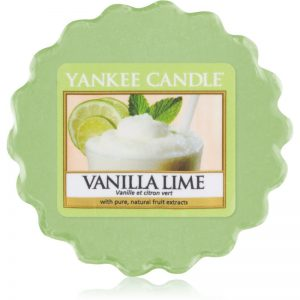 Yankee Candle Vanilla Lime wosk zapachowy 22 g
