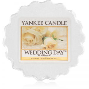 Yankee Candle Wedding Day wosk zapachowy 22 g